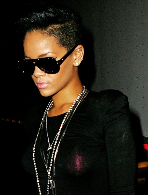 Rihanna. Photo: Fame Pictures