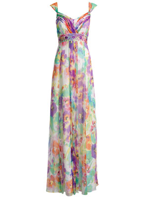 Maxi Dress on Published 14 May 2010 In Summer Wedding Style   Full Size Is 300